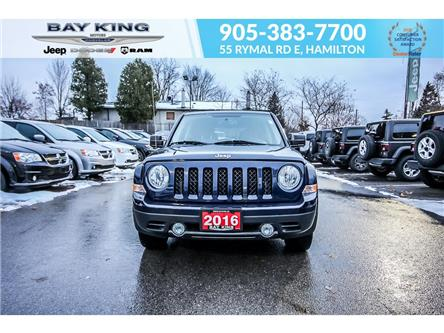 2016 Jeep Patriot Sport/North (Stk: 6876A) in Hamilton - Image 2 of 21