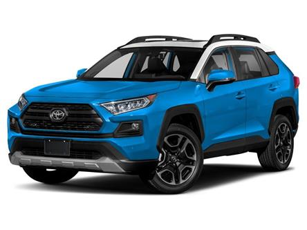 2020 Toyota RAV4 Trail (Stk: N20113) in Timmins - Image 1 of 9