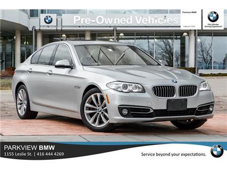 2016 BMW 528i xDrive (Stk: 55608A) in Toronto - Image 1 of 22