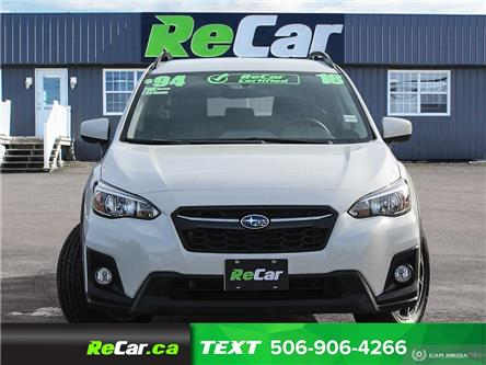 2018 Subaru Crosstrek Touring (Stk: 191343A) in Saint John - Image 2 of 23