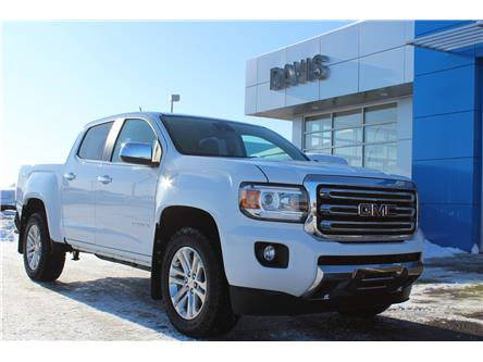 2017 GMC Canyon SLT (Stk: 187440) in Claresholm - Image 1 of 20