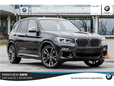 2019 BMW X3 M40i (Stk: PP8925) in Toronto - Image 1 of 22