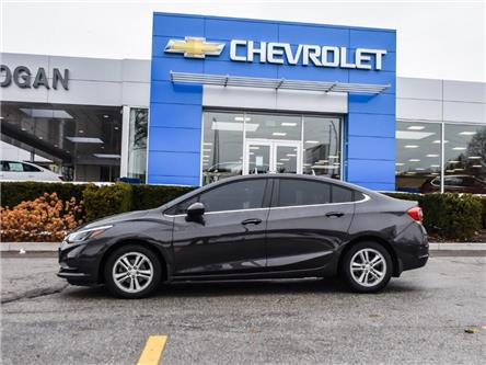 2017 Chevrolet Cruze LT Auto (Stk: A105660) in Scarborough - Image 2 of 25
