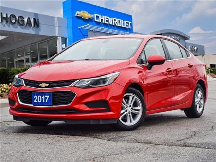 2017 Chevrolet Cruze LT Auto (Stk: A244955) in Scarborough - Image 1 of 25