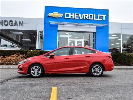 2017 Chevrolet Cruze LT Auto (Stk: A244955) in Scarborough - Image 2 of 25