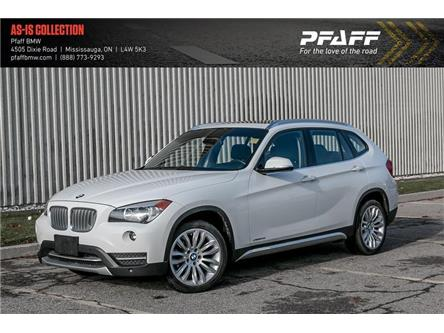 2013 BMW X1 xDrive28i (Stk: 22805AA) in Mississauga - Image 1 of 18