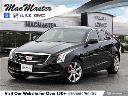2015 Cadillac ATS 2.0L Turbo (Stk: 19504AA) in Orangeville - Image 1 of 28