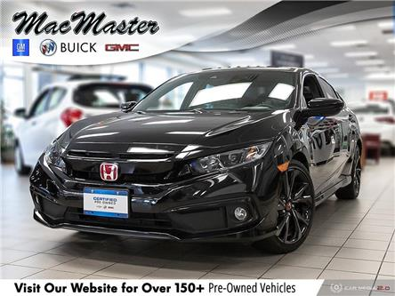 2019 Honda Civic Sport (Stk: B9638A) in Orangeville - Image 1 of 26