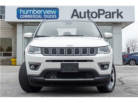 2018 Jeep Compass Limited (Stk: ) in Mississauga - Image 2 of 20