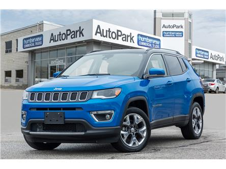 2018 Jeep Compass Limited (Stk: APR4286) in Mississauga - Image 1 of 20