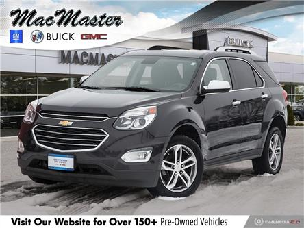 2016 Chevrolet Equinox LTZ (Stk: B9758) in Orangeville - Image 1 of 27