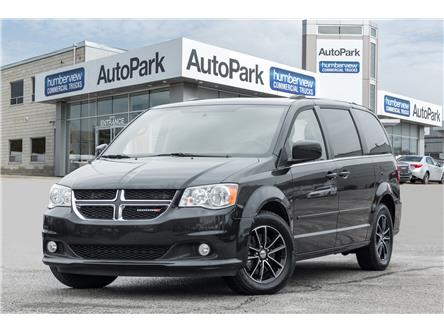 2017 Dodge Grand Caravan CVP/SXT (Stk: APR5128) in Mississauga - Image 1 of 20
