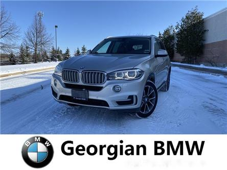 2016 BMW X5 xDrive35d (Stk: B19181-1) in Barrie - Image 1 of 14