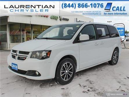 2018 Dodge Grand Caravan GT (Stk: P0048) in Sudbury - Image 1 of 29