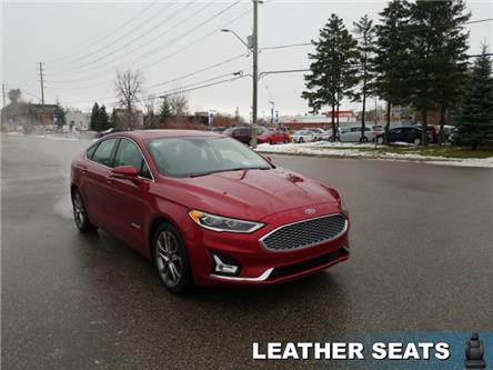 2019 Ford Fusion Hybrid Titanium (Stk: P8968) in Unionville - Image 2 of 14