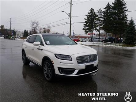2019 Lincoln Nautilus Reserve (Stk: P8955) in Unionville - Image 2 of 13