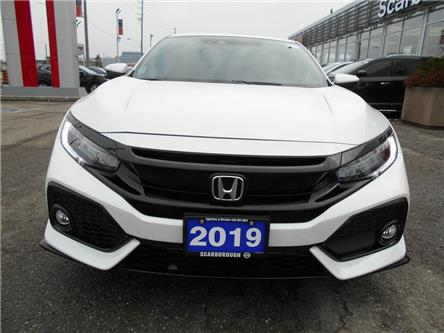 2019 Honda Civic Sport Touring (Stk: Y20093A) in Scarborough - Image 2 of 29