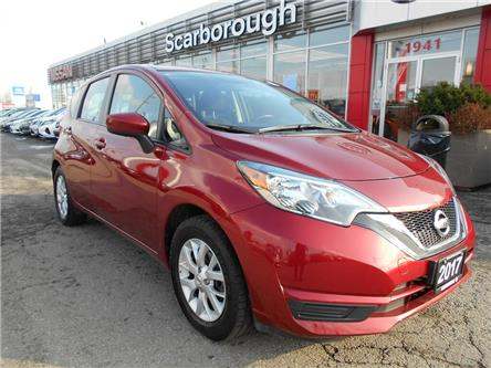 2017 Nissan Versa Note  (Stk: K19127A) in Scarborough - Image 1 of 24