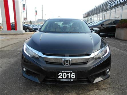 2016 Honda Civic Touring (Stk: D19146A) in Scarborough - Image 2 of 28
