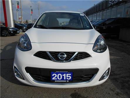 2015 Nissan Micra  (Stk: Y19187A) in Scarborough - Image 2 of 21