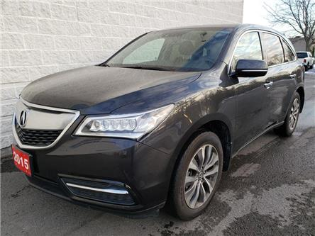 2015 Acura MDX Navigation Package (Stk: HA102A) in Kingston - Image 1 of 30