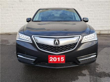 2015 Acura MDX Navigation Package (Stk: HA102A) in Kingston - Image 2 of 30