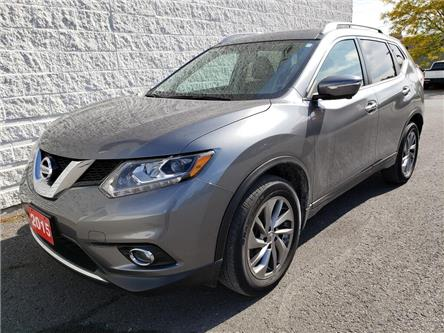 2015 Nissan Rogue  (Stk: 19563A) in Kingston - Image 1 of 28