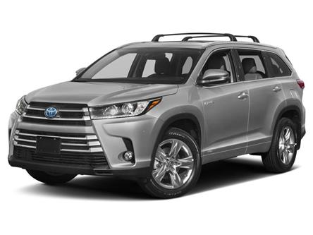 2019 Toyota Highlander Hybrid XLE (Stk: 9HH1000) in Georgetown - Image 1 of 9
