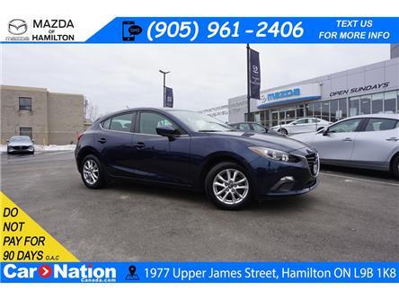 2016 Mazda Mazda3 Sport GS (Stk: HU930) in Hamilton - Image 1 of 34