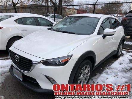 2018 Mazda CX-3 GS (Stk: 82609A) in Toronto - Image 1 of 21