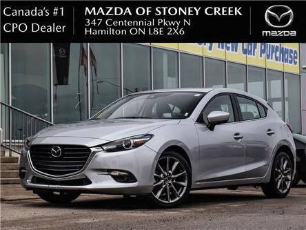 2018 Mazda Mazda3 Sport GT (Stk: SR1491) in Hamilton - Image 1 of 22