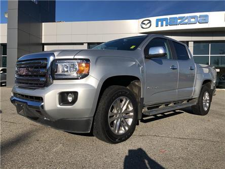 2017 GMC Canyon SLT (Stk: 457140J) in Surrey - Image 1 of 15