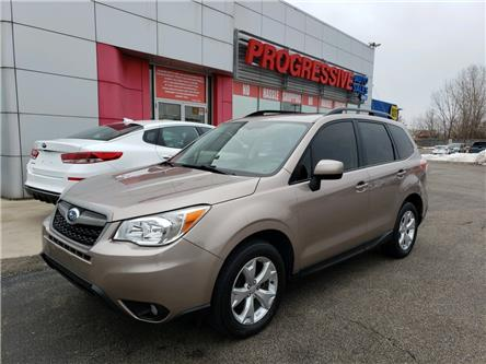 2014 Subaru Forester 2.5i Limited Package (Stk: EH484544) in Sarnia - Image 1 of 24