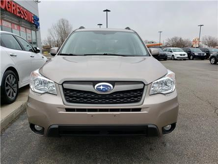2014 Subaru Forester 2.5i Limited Package (Stk: EH484544) in Sarnia - Image 2 of 24