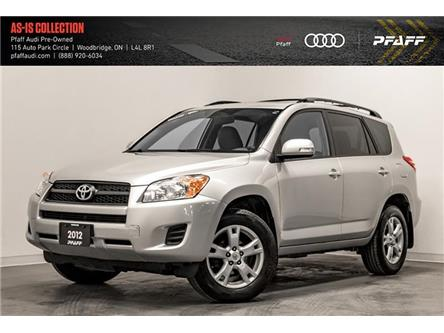 2012 Toyota RAV4 Base (Stk: C6821AA) in Woodbridge - Image 1 of 19