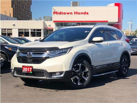 2017 Honda CR-V Touring (Stk: P13205) in North York - Image 1 of 30