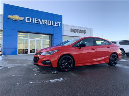2018 Chevrolet Cruze LT Auto (Stk: 194787) in Fort MacLeod - Image 1 of 11