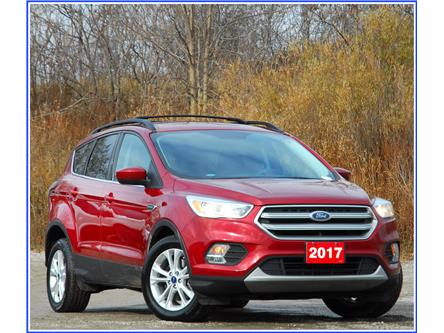 2017 Ford Escape SE (Stk: 9E7540A) in Kitchener - Image 1 of 17