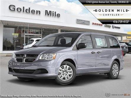2019 Dodge Grand Caravan 29E Canada Value Package (Stk: 19257) in North York - Image 1 of 23