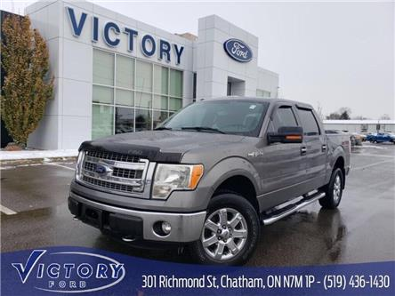 2014 Ford F-150 XLT (Stk: V2080A) in Chatham - Image 1 of 15