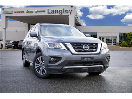 2017 Nissan Pathfinder SL (Stk: LC0063) in Surrey - Image 1 of 24