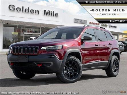 2020 Jeep Cherokee Trailhawk (Stk: 20005) in North York - Image 1 of 22