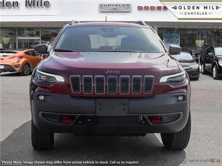 2020 Jeep Cherokee Trailhawk (Stk: 20005) in North York - Image 2 of 22