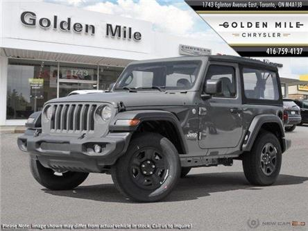 2020 Jeep Wrangler Sport (Stk: 20007) in North York - Image 1 of 23