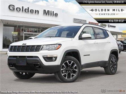 2020 Jeep Compass Sport (Stk: 20023) in North York - Image 1 of 23