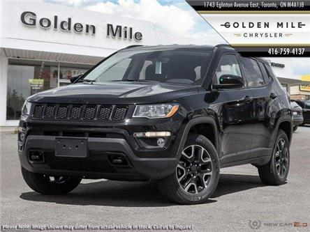 2020 Jeep Compass Sport (Stk: 20025) in North York - Image 1 of 23