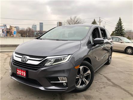 2019 Honda Odyssey EX-L (Stk: C191133B) in Toronto - Image 1 of 37