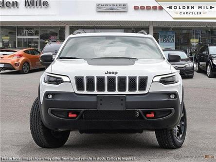 2020 Jeep Cherokee Trailhawk (Stk: 20048) in North York - Image 2 of 23