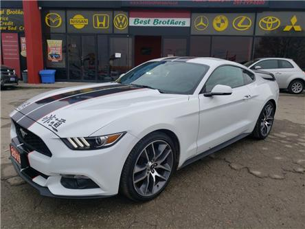2015 Ford Mustang EcoBoost Premium (Stk: 320292) in Toronto - Image 1 of 16
