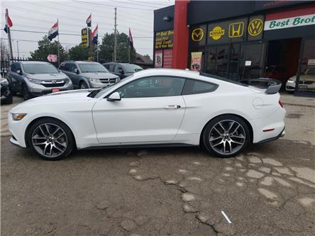2015 Ford Mustang EcoBoost Premium (Stk: 320292) in Toronto - Image 2 of 16